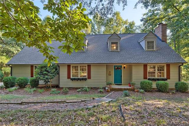 204 Two Notch Trail, Easley, SC 29642 (MLS #20221322) :: Prime Realty