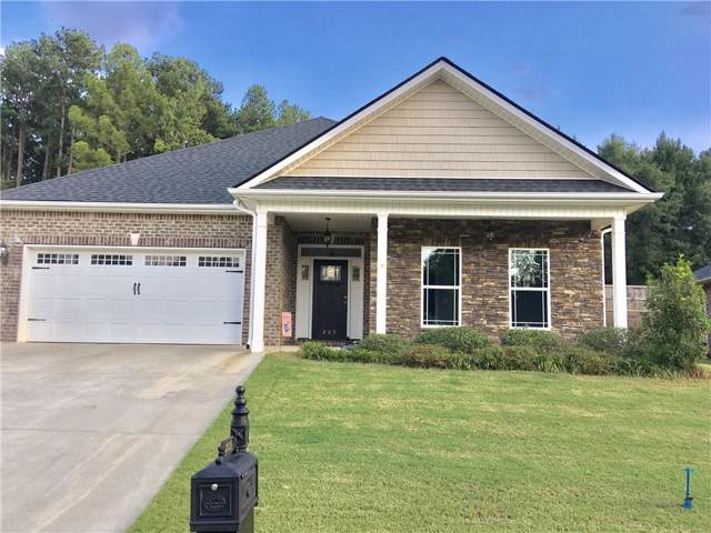209 Obannon Court, Anderson, SC 29621 (MLS #20221328) :: Les Walden Real Estate