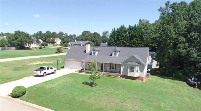 106 Jena Leigh Drive, Pelzer, SC 29669 (MLS #20221331) :: Les Walden Real Estate