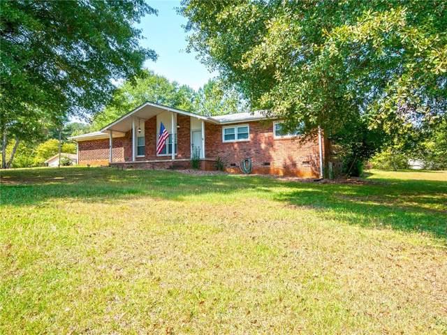 312 Arrowood Circle, Seneca, SC 29672 (MLS #20221340) :: Les Walden Real Estate