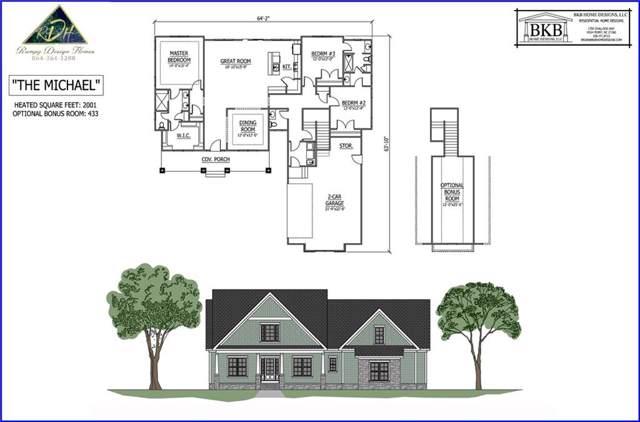 104 Creekwalk Drive, Anderson, SC 29625 (MLS #20221379) :: Les Walden Real Estate