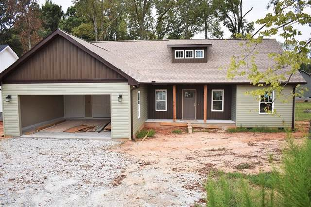 100 Shenandoah Road, Townville, SC 29689 (MLS #20221382) :: Les Walden Real Estate