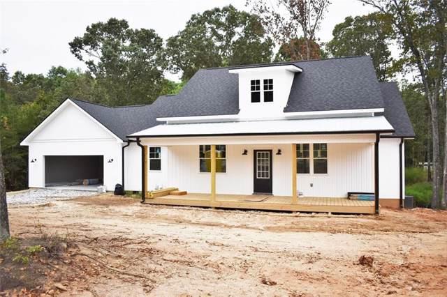 102 Shenandoah Road, Townville, SC 29689 (MLS #20221390) :: Les Walden Real Estate