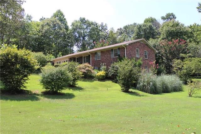 717 Rochester Highway, Seneca, SC 29672 (MLS #20221412) :: Les Walden Real Estate