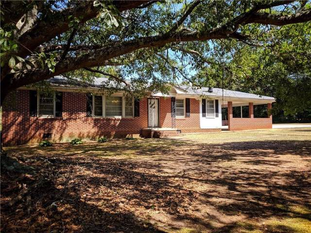 405 Cedar Lane Drive, Belton, SC 29627 (MLS #20221455) :: Les Walden Real Estate