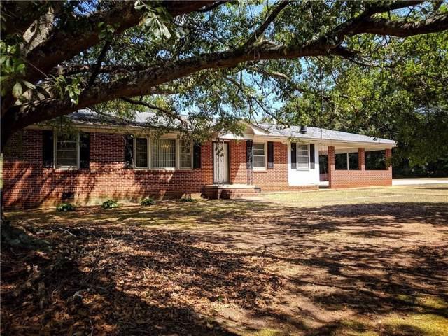 405 Cedar Lane Drive, Belton, SC 29627 (MLS #20221455) :: The Powell Group