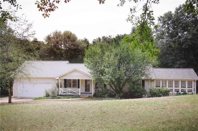 2011 Quail Ridge Road, Anderson, SC 29625 (MLS #20221458) :: Tri-County Properties at KW Lake Region