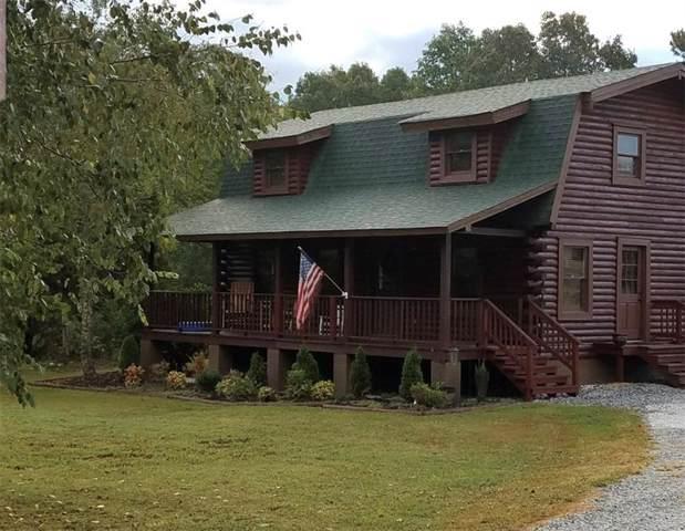 607 Barnes Station Road, Iva, SC 29655 (MLS #20221469) :: Les Walden Real Estate