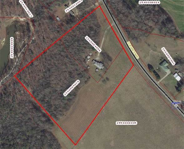 220 Due West Road, Honea Path, SC 29654 (MLS #20221488) :: The Powell Group