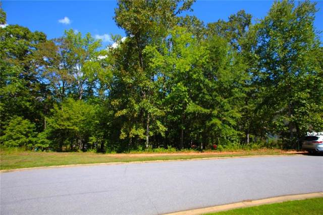 Lot 34 Pointe Harbor, Seneca, SC 29672 (#20221533) :: Connie Rice and Partners