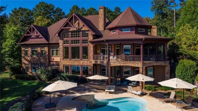 208 Belle Pines Court, Seneca, SC 29672 (MLS #20221587) :: Tri-County Properties at KW Lake Region