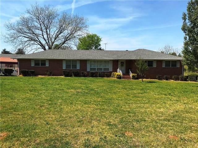 1428 Barnes Station Road, Iva, SC 29655 (MLS #20221592) :: The Powell Group