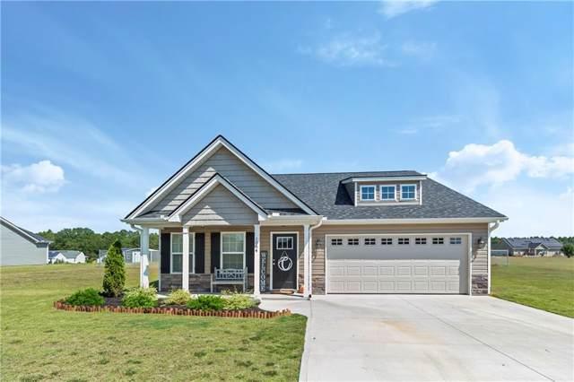 1064 Stoneham Circle, Anderson, SC 29626 (MLS #20221613) :: Les Walden Real Estate