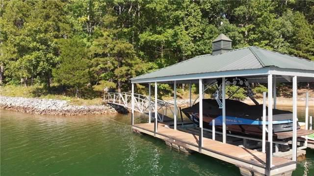 603 High View Court, Seneca, SC 29672 (MLS #20221615) :: Tri-County Properties at KW Lake Region