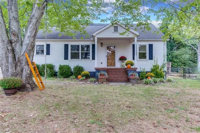 103 Hillcrest Circle, Easley, SC 29640 (MLS #20221671) :: Les Walden Real Estate