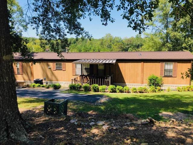 160 Lake Forest Drive, Iva, SC 29655 (MLS #20221677) :: The Powell Group
