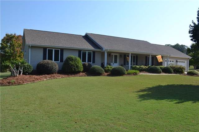 104 Rolling Creek Trail, Williamston, SC 29697 (MLS #20221696) :: The Powell Group