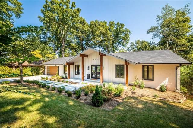 414 Shorecrest Drive, Clemson, SC 29631 (MLS #20221702) :: The Powell Group