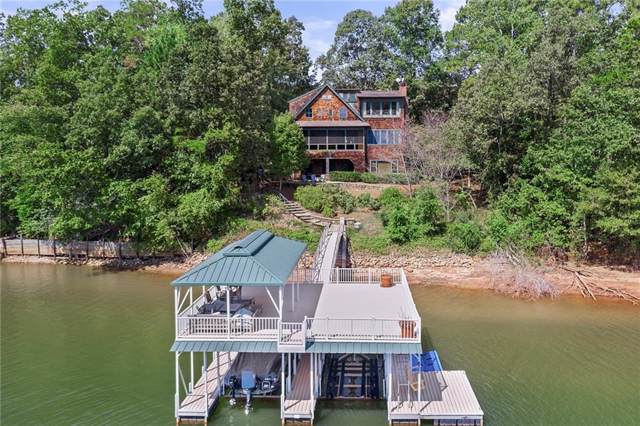 792 Tom Cobb Road, Hartwell, SC 30643 (MLS #20221712) :: The Powell Group