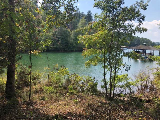 233 Crooked Rock Lane, Sunset, SC 29685 (MLS #20221714) :: The Powell Group