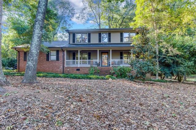 215 Cumberland Way, Anderson, SC 29621 (MLS #20221728) :: Les Walden Real Estate
