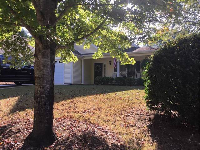 165 Grand Oak Circle, Pendleton, SC 29670 (MLS #20221739) :: Les Walden Real Estate