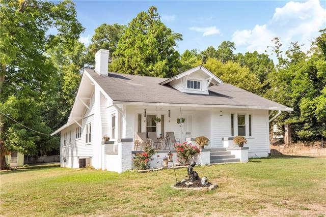 2305 W North Avenue, Anderson, SC 29625 (MLS #20221780) :: Les Walden Real Estate