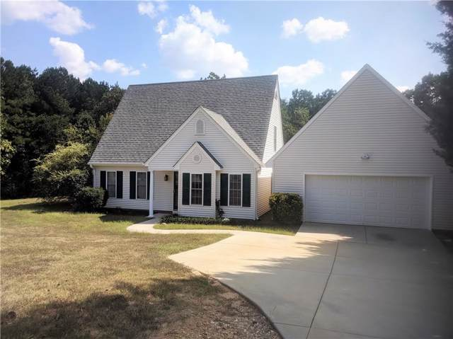 156 Rock Moss Drive, Williamston, SC 29697 (MLS #20221801) :: The Powell Group
