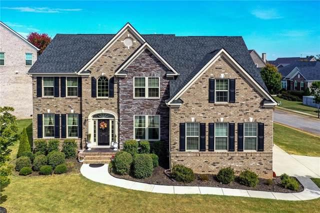 401 Pawleys Drive, Simpsonville, SC 29681 (MLS #20221803) :: Tri-County Properties at KW Lake Region