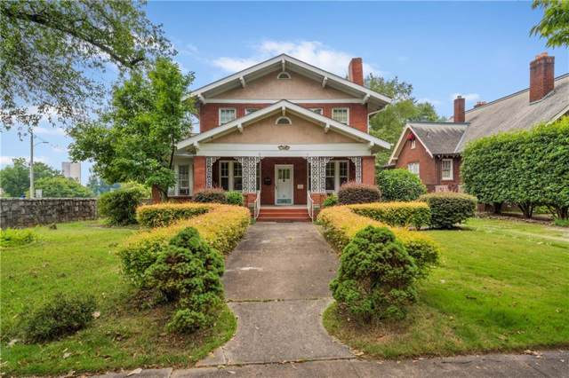 126 James Street, Greenville, SC 29609 (MLS #20221805) :: The Powell Group