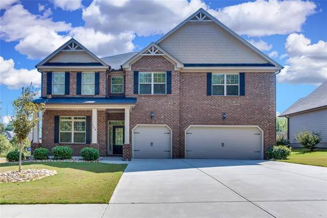 125 Harvest Brook Way, Spartanburg, SC 29301 (MLS #20221837) :: Les Walden Real Estate
