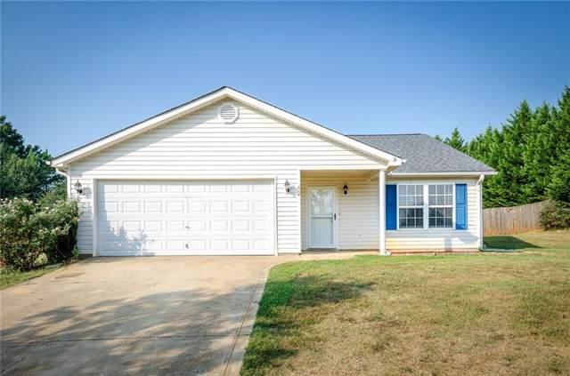 104 Bragg Drive, Williamston, SC 29697 (MLS #20221840) :: Les Walden Real Estate
