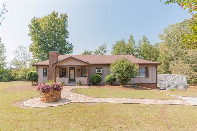 157 Bailey Road, Central, SC 29630 (MLS #20221854) :: The Powell Group