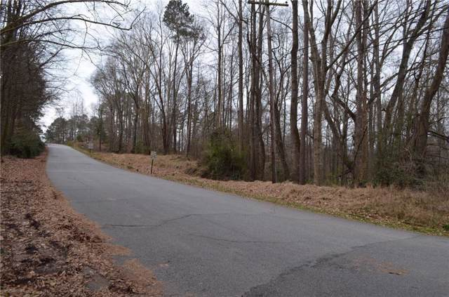 Lt 1-4 Canterbury Road, Pendleton, SC 29670 (MLS #20221906) :: The Powell Group