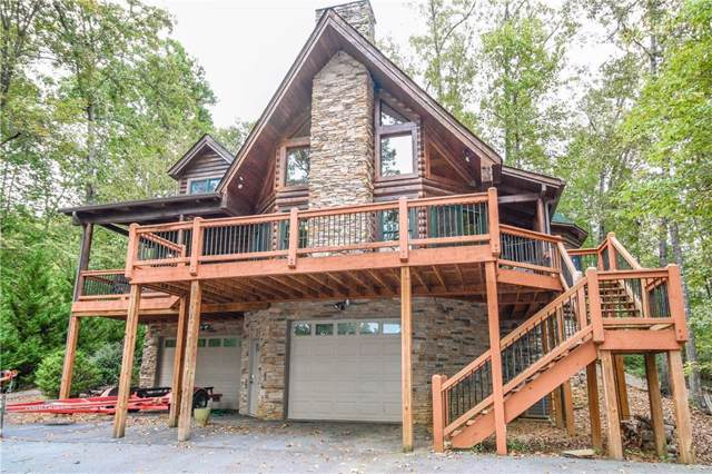 244 E Waters Edge Lane, West Union, SC 29696 (#20221934) :: Connie Rice and Partners