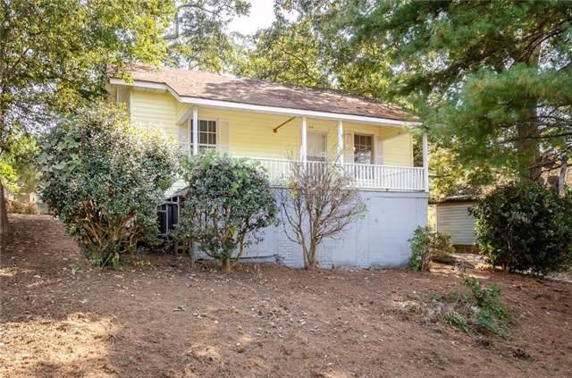 29 Circle Street, Pendleton, SC 29670 (MLS #20221941) :: Les Walden Real Estate