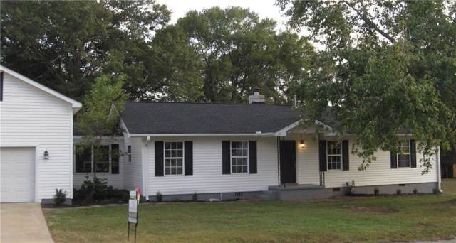 29 Knight Street, Williamston, SC 29697 (MLS #20221953) :: Tri-County Properties at KW Lake Region