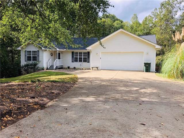 113 Lakefront Road, Townville, SC 29689 (MLS #20221954) :: Tri-County Properties at KW Lake Region