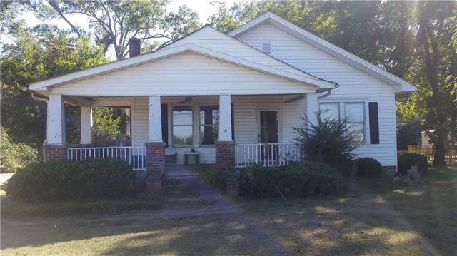 417 Stansell Drive, Belton, SC 29627 (MLS #20221956) :: The Powell Group