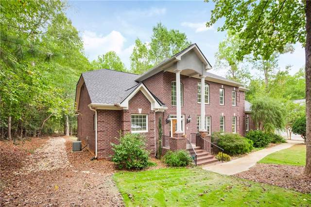 103 Abington Court, Anderson, SC 29621 (MLS #20221974) :: Tri-County Properties at KW Lake Region