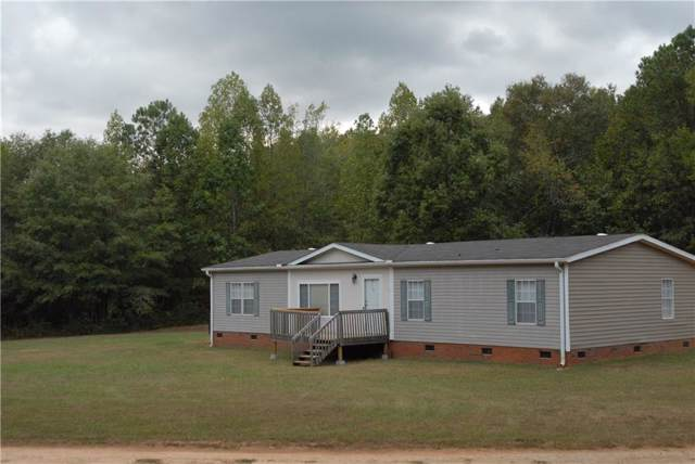 250 Bowie Farm Road, Starr, SC 29684 (MLS #20221983) :: Les Walden Real Estate