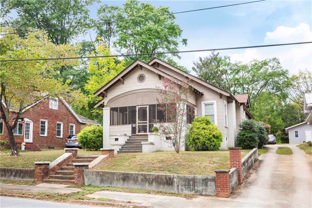 615 E Calhoun Street, Anderson, SC 29621 (MLS #20221984) :: Les Walden Real Estate