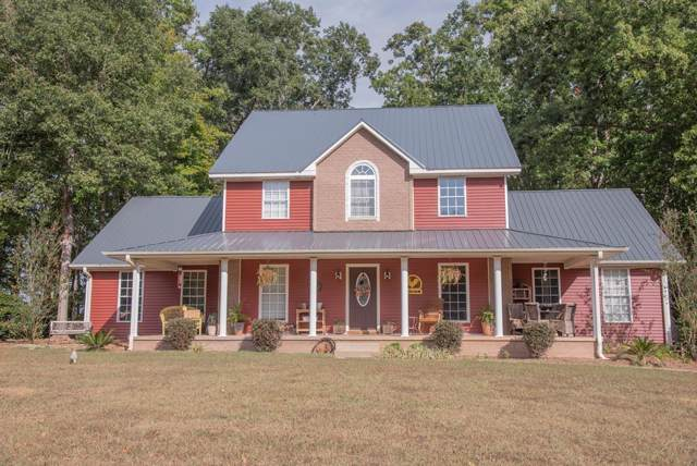 740 Central Shiloh Road, Hodges, SC 29653 (MLS #20222004) :: The Powell Group