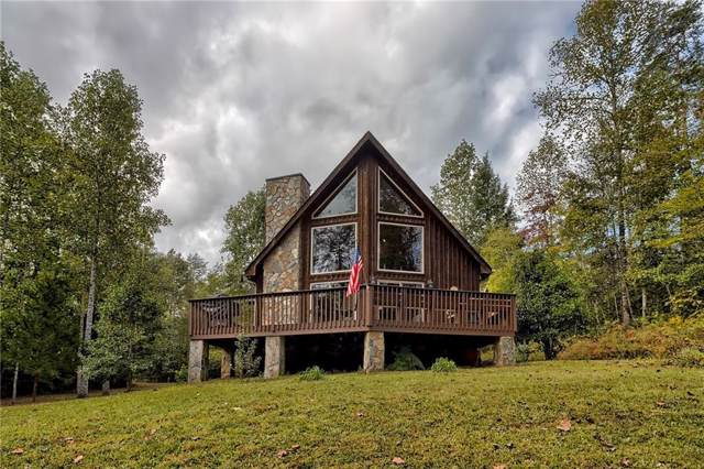 204 Willys Creek Circle, Pickens, SC 29671 (MLS #20222016) :: The Powell Group