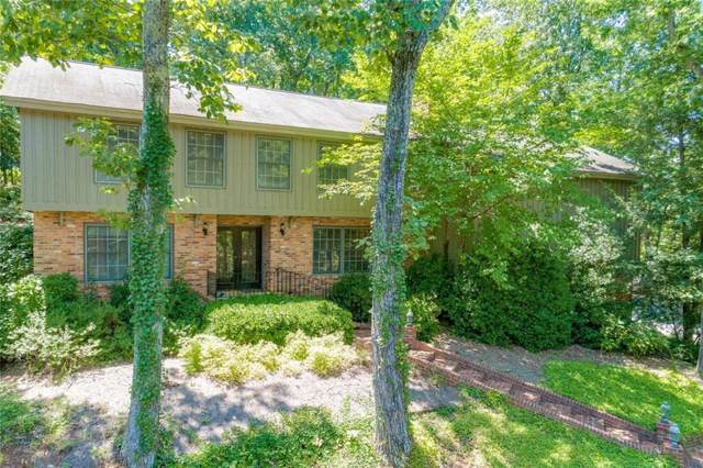400 Bella Vista Dr Drive, Easley, SC 29640 (MLS #20222024) :: Tri-County Properties at KW Lake Region