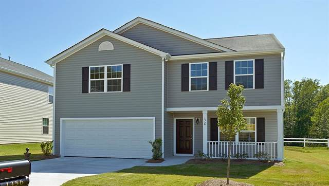 106 Capslock Trail, Pendleton, SC 29670 (MLS #20222043) :: Les Walden Real Estate