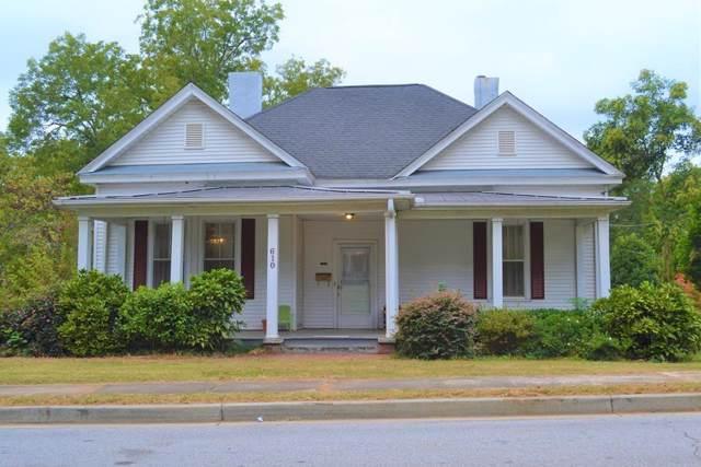 610 Church Street, Abbeville, SC 29620 (MLS #20222044) :: The Powell Group