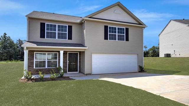 110 Capslock Trail, Pendleton, SC 29670 (MLS #20222050) :: Les Walden Real Estate