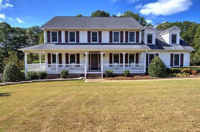 322 Monroe Drive, Piedmont, SC 29673 (MLS #20222083) :: Les Walden Real Estate