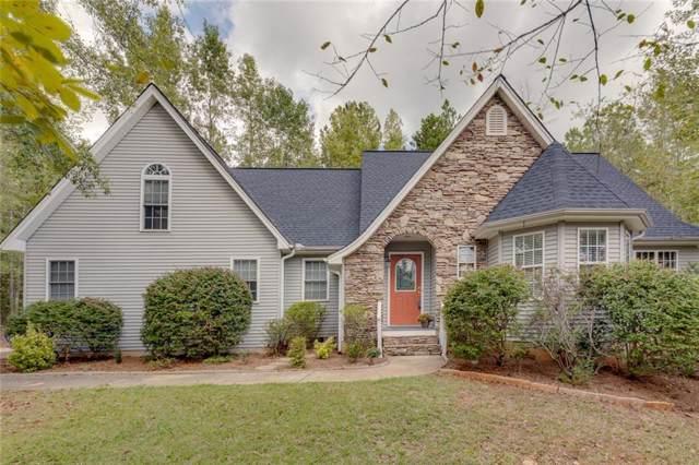 2021 Ridgeview Lane, Seneca, SC 29678 (MLS #20222087) :: Les Walden Real Estate